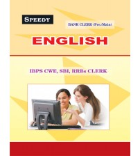 Bank Clerk English for IPPS, SBI, RRB,s
