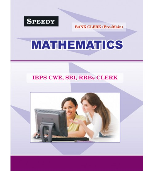 Bank Clerk Math for IBPS, SBI, RRB,s Clerk